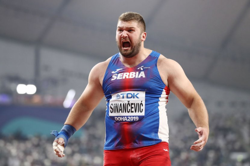 Armin Sinančević finalista Svetskog prvenstva
