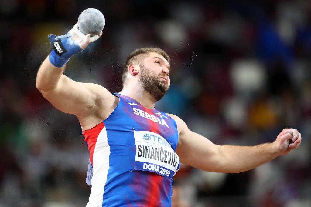 Armin Sinančević, Svetsko prvenstvo 2019, Doha