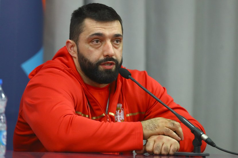 Asmir Kolašinac, Evropsko prvenstvo Beograd