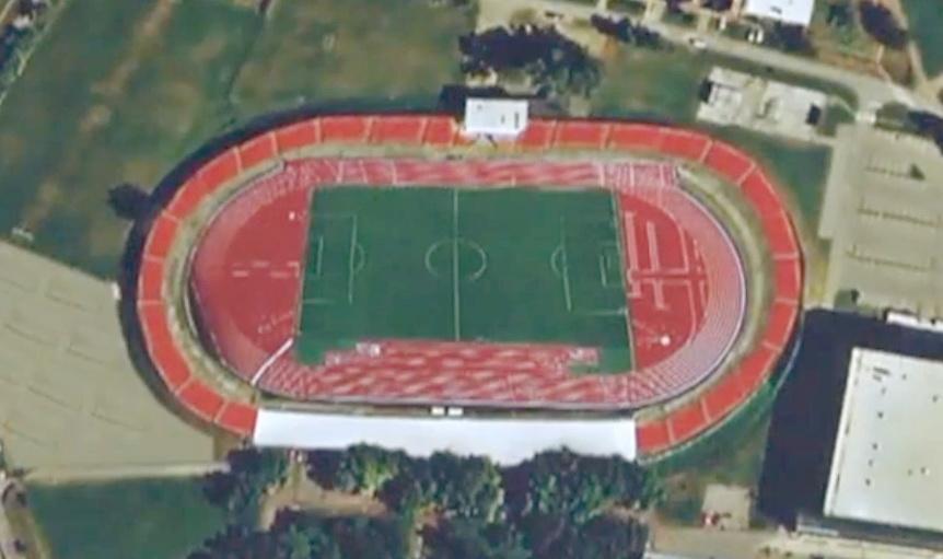 Budući izgled Gradskog stadiona u Zrenjaninu