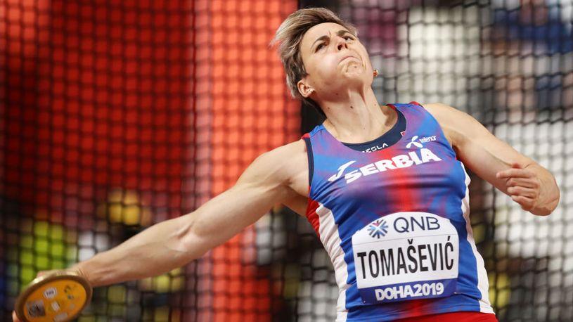 Dragana Tomašević, Svetsko prvenstvo Doha 2019