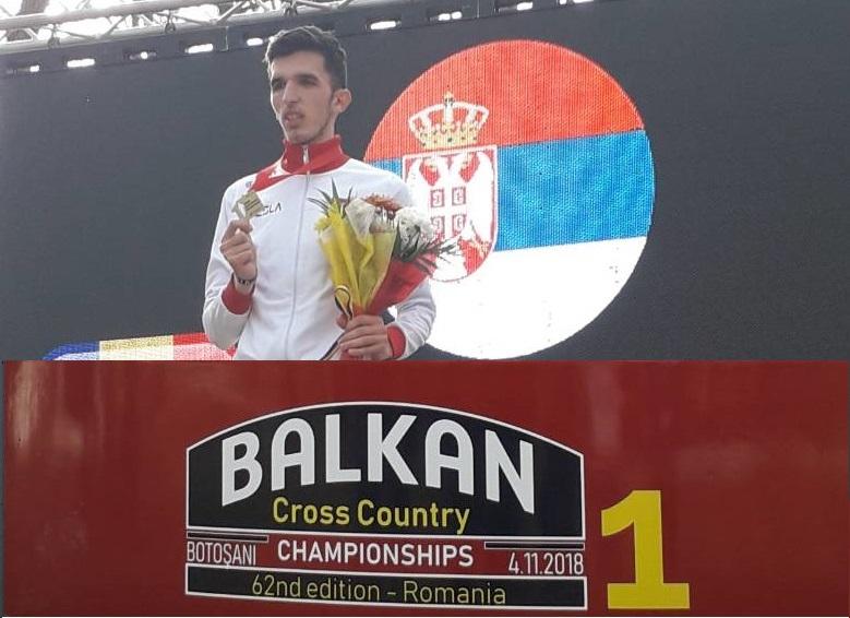 Elzan Bibić, šampion krosa 2018