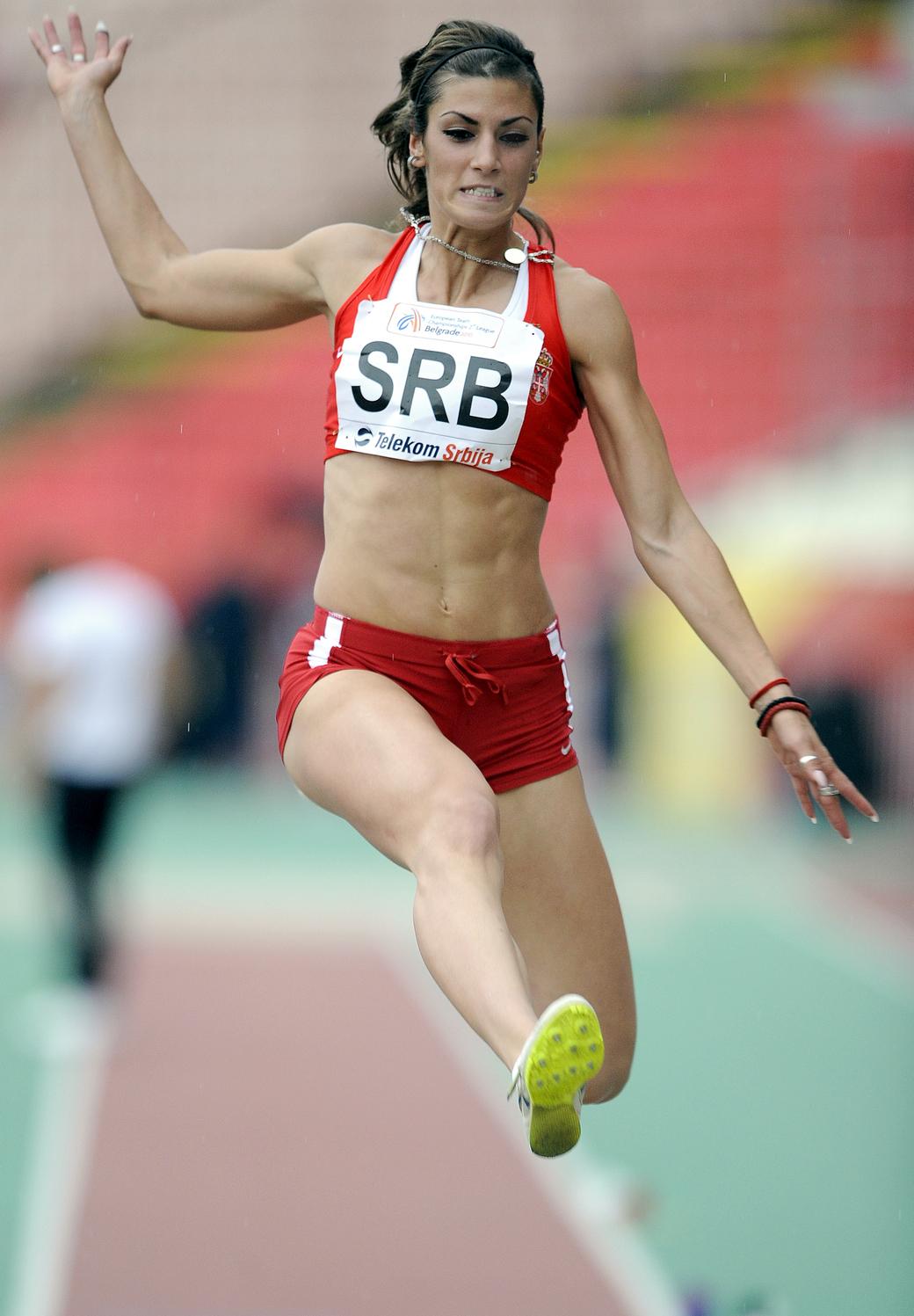 Ivana Španović, Kup Evrope 2010., Beograd