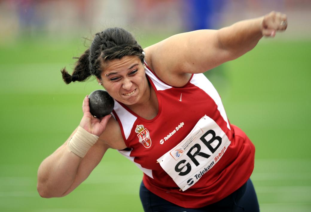 Marina Vojinović, Kup Evrope 2010.