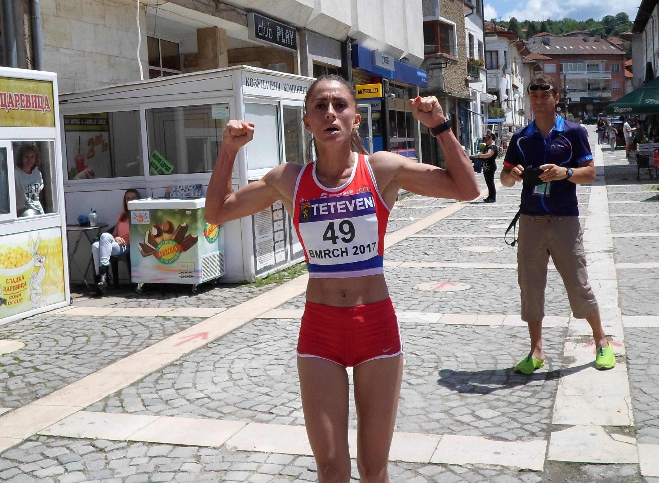 Nevena Jovanović, AK Crvena zvezda