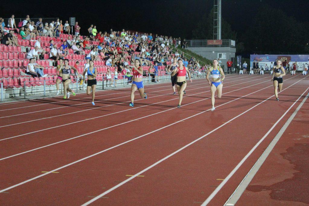 Prvenstvo Srbije 2019 100m žene finale