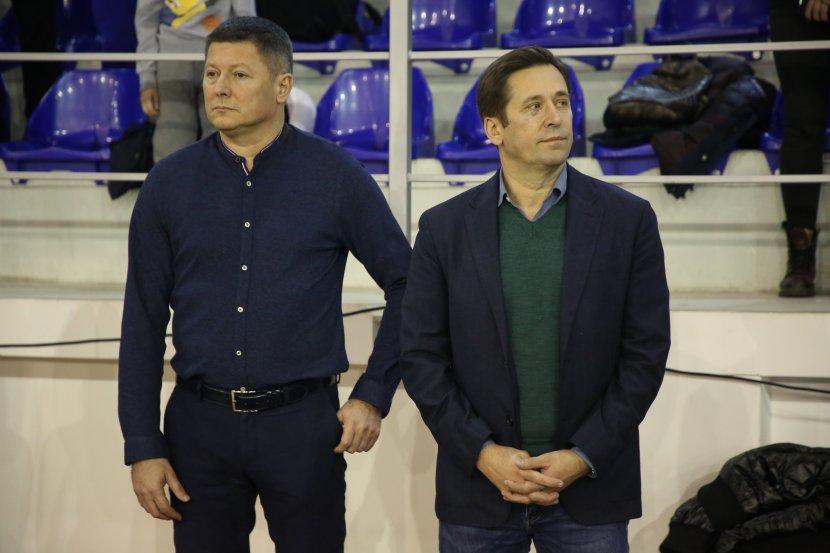Slobodan Branković i Veselin Jevrosimović