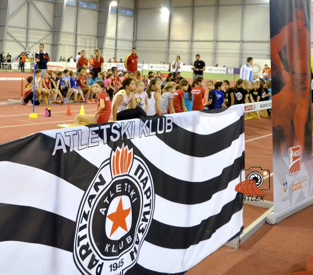 AK Partizan 1945 - Miting budućih šampiona 2018