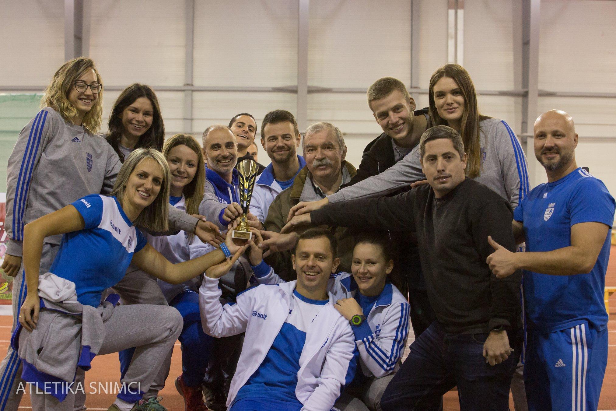 BAK miting - Atletski trofej 2018