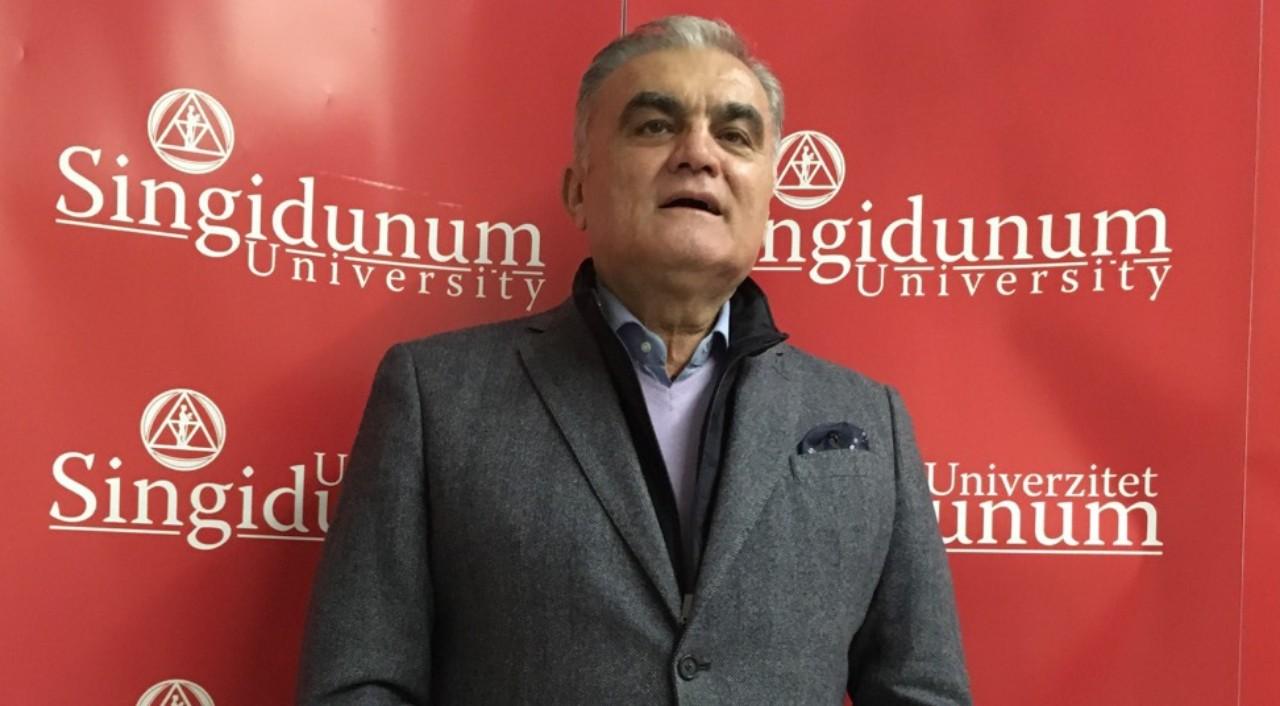 Dragan Životić, Singidunum