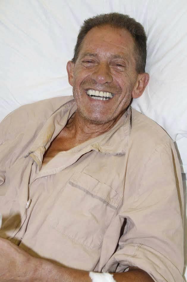 Ismail Mačev u bolnici