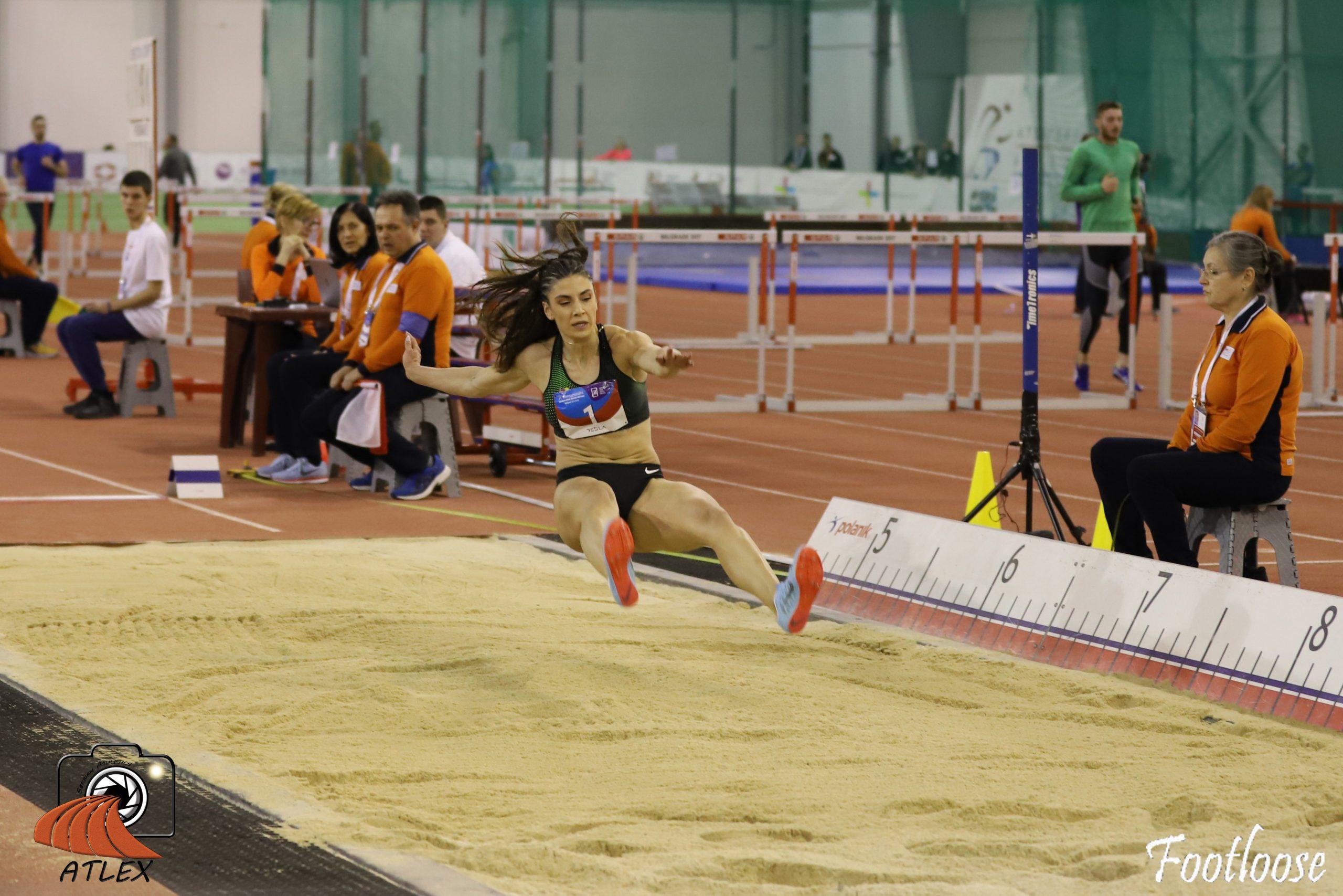 Ivana Španović, Serbia Openn 2019