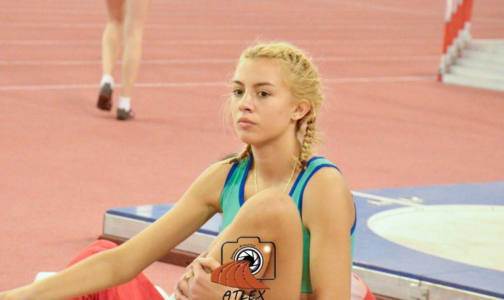 Zorana Rokavec, skok uvis