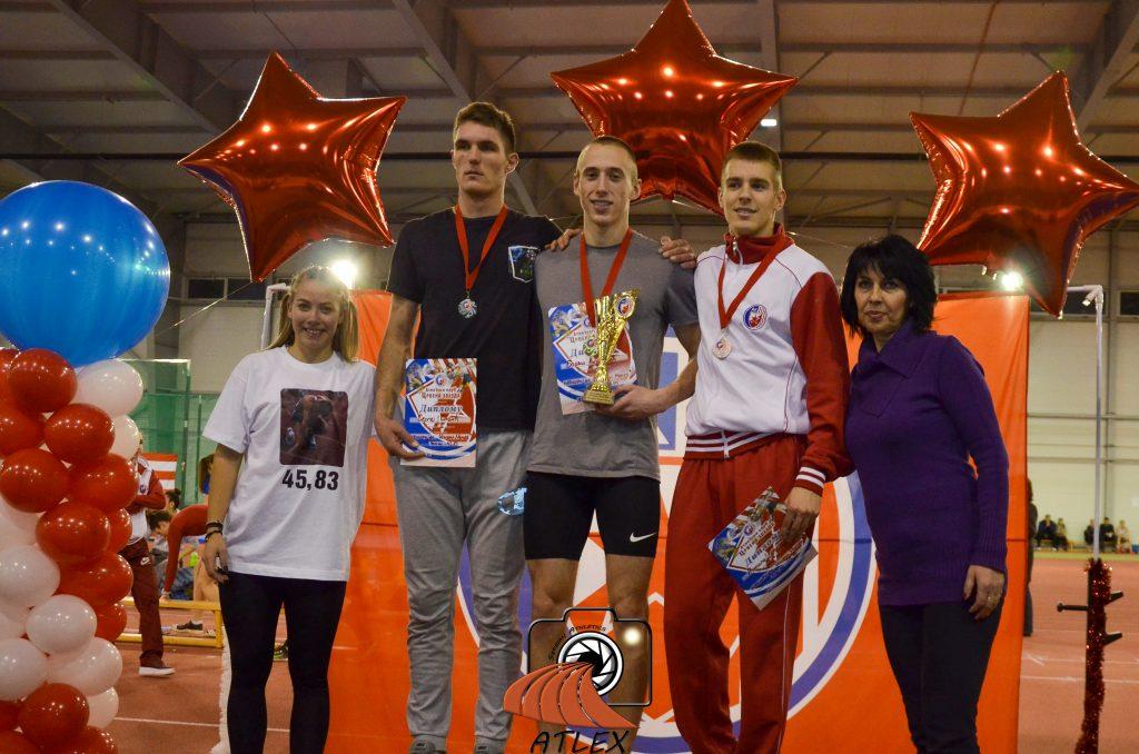 Pobednici prve memorijalne trke Ismail Mačev