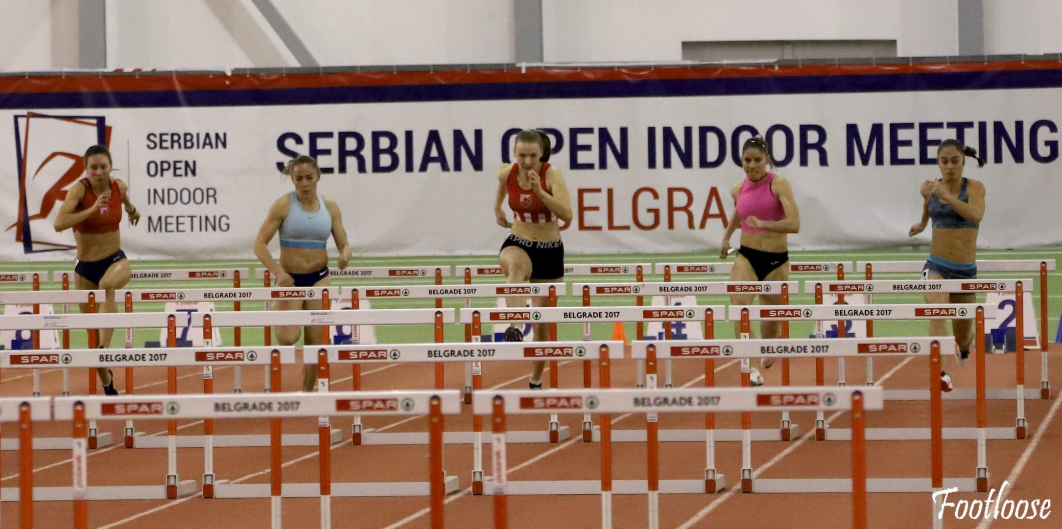 4. Serbia Open indoor meeting, 60m prepone žene