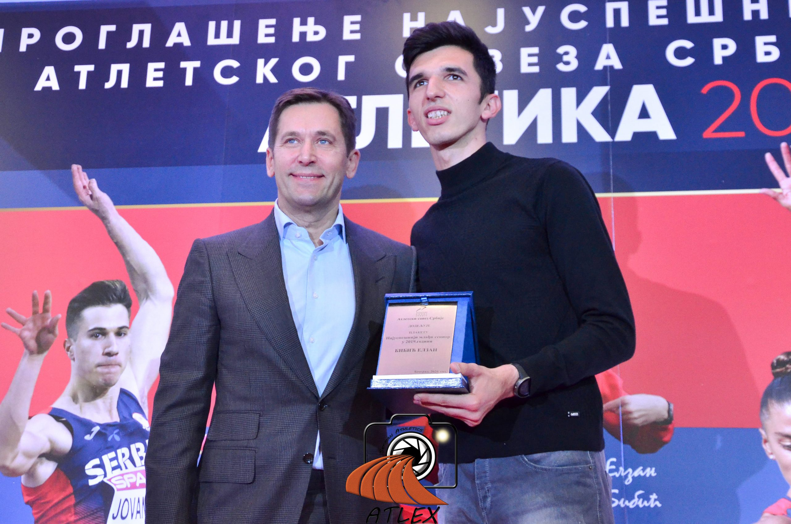 Elzan Bibić, najbolji junior Srbije u 2018.