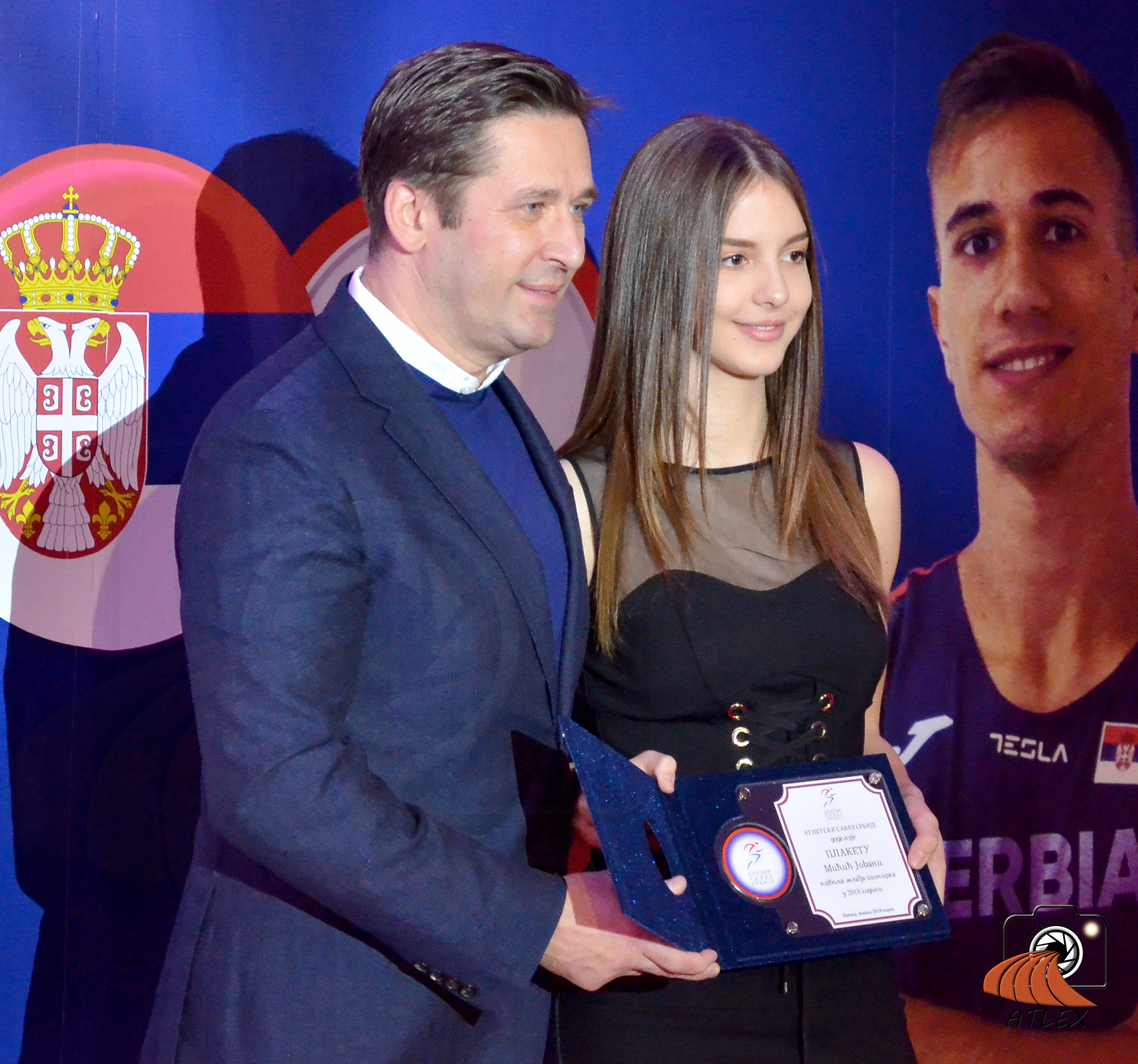 Jovana Micić najbolja mlađa pionirka Srbije 2018.