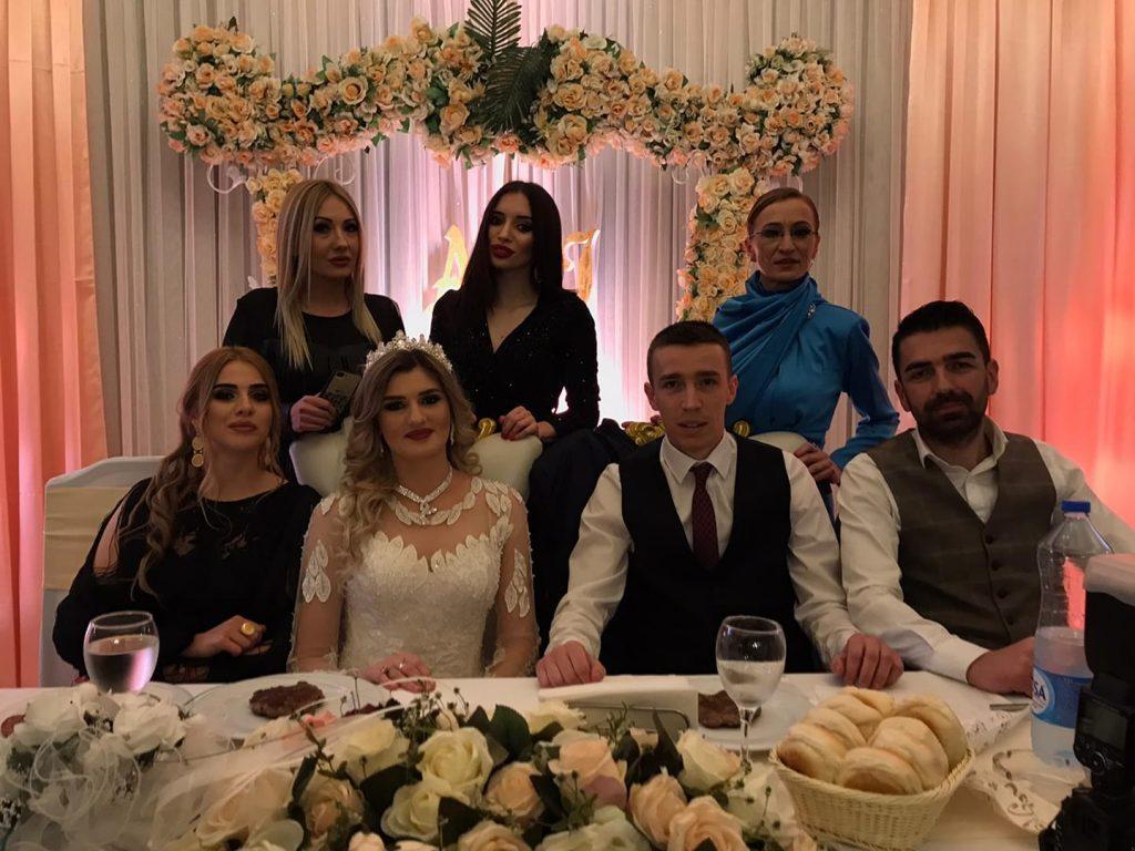 Amela Terzić i Jasmin Jajić svadba
