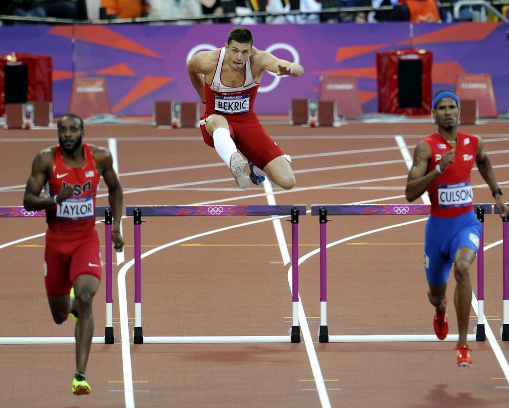 Emir Bekrić, Olimpijske igre 2012 London
