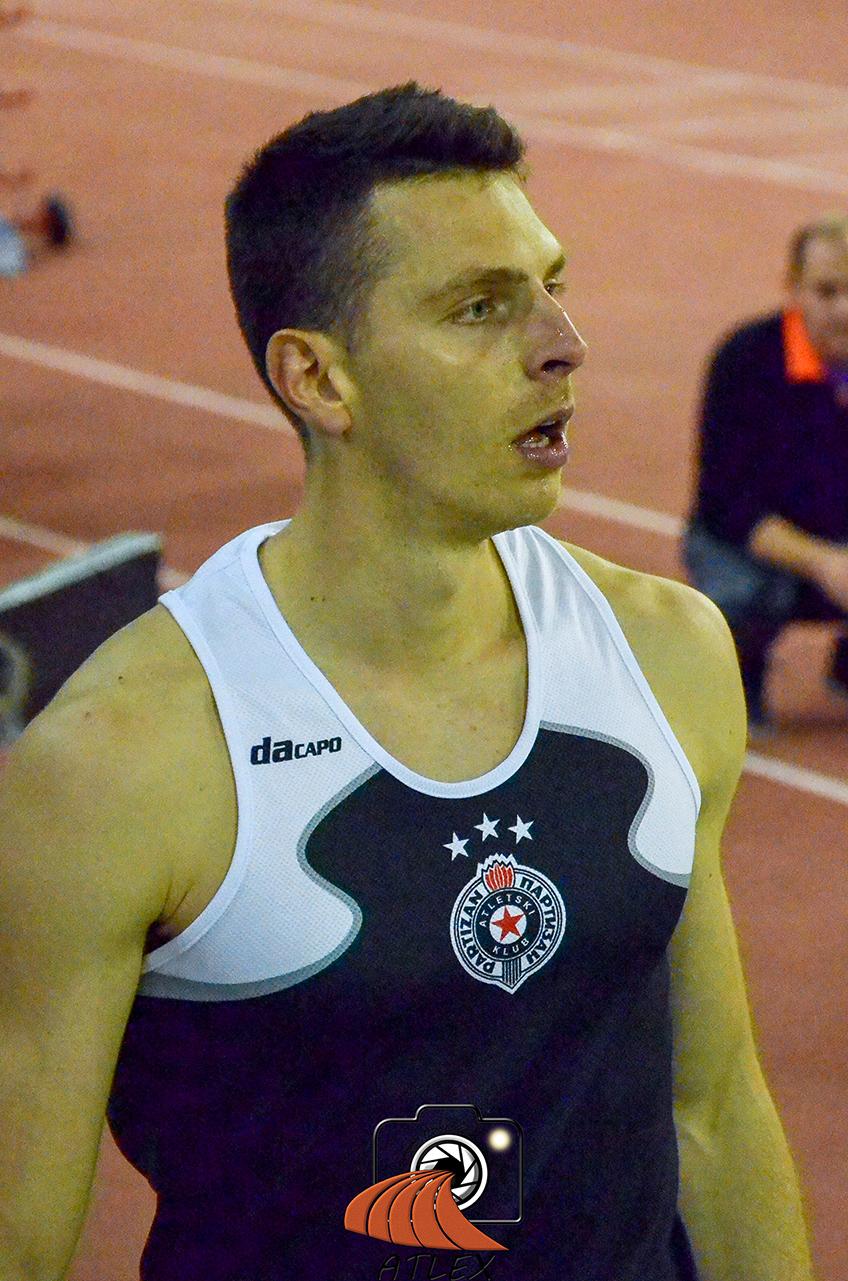 Emir Bekrić, Partizan