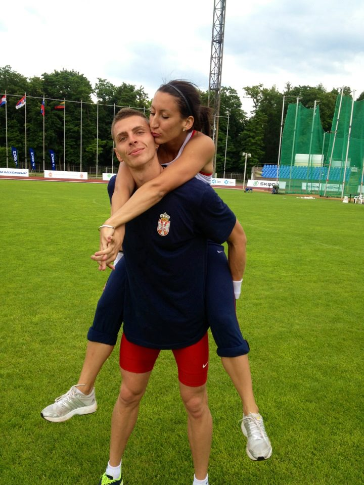 Emir Bekrić i Mila Andrić