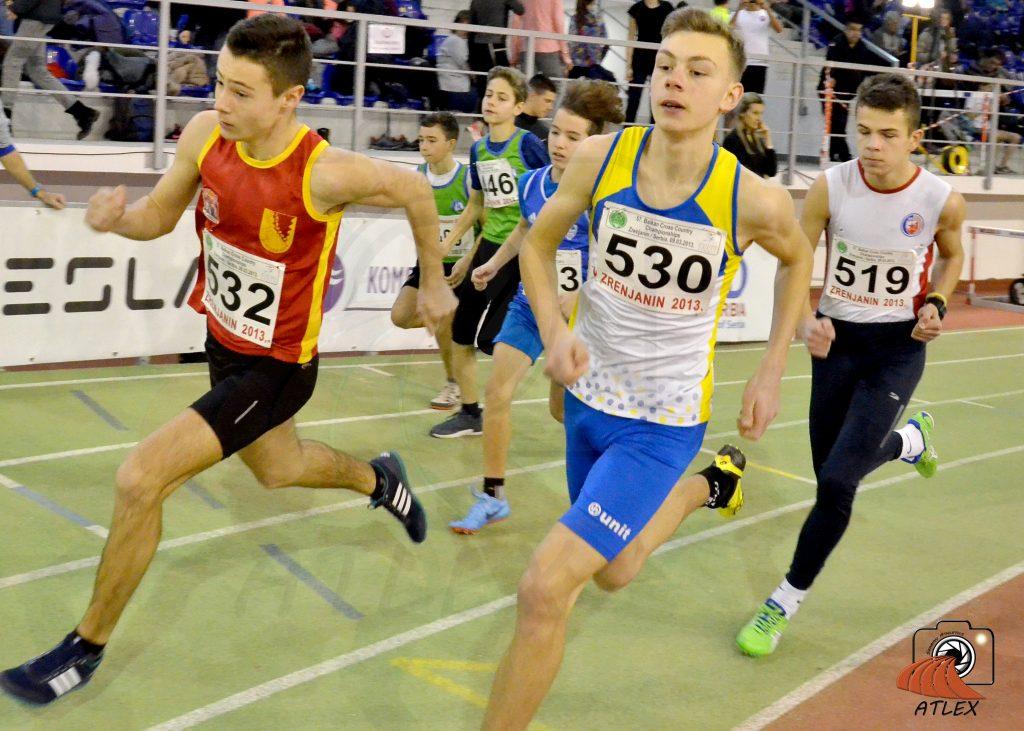 800 metara, pionirsko Prvenstvo Beograda 2019