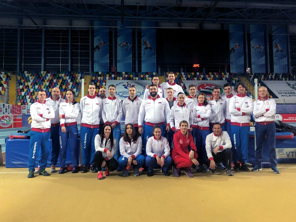 Reprezentacija Srbije, Balkanijada 2018