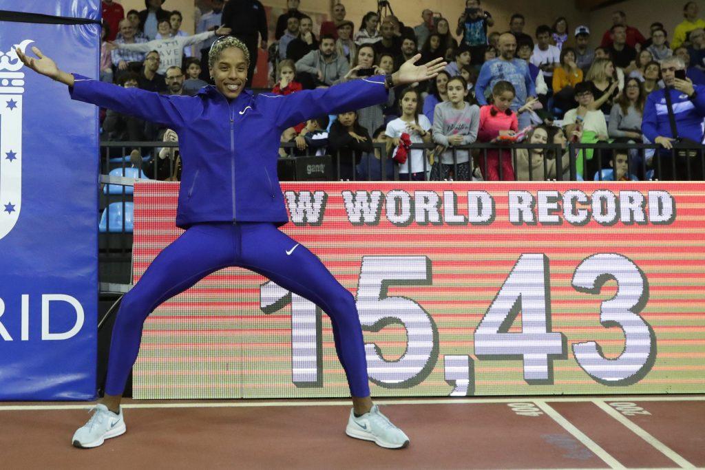 Julimar Rohas, nova svetska rekorderka u troskoku