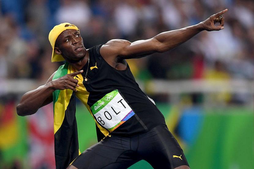Jusein Bolt, Olimpijske igre Rio 2016