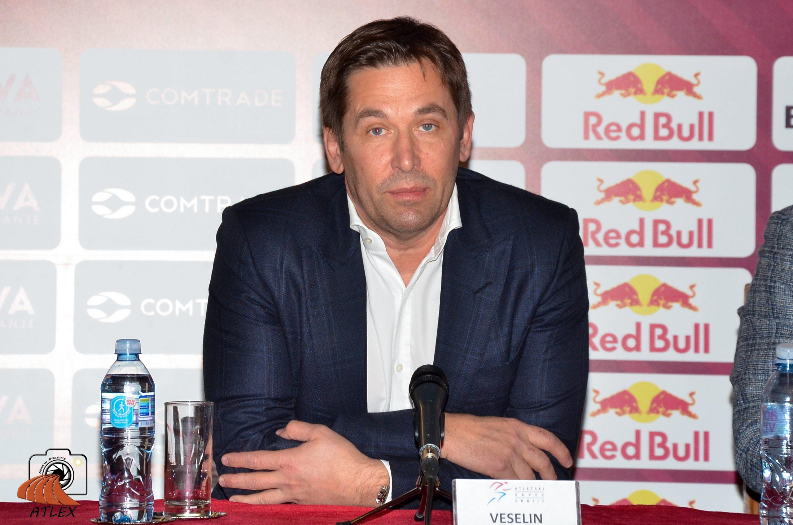 Veselin Jevrosimović, najava 5. Serbian opena-a 2020