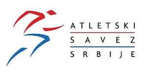 Atletski savez Srbije logo