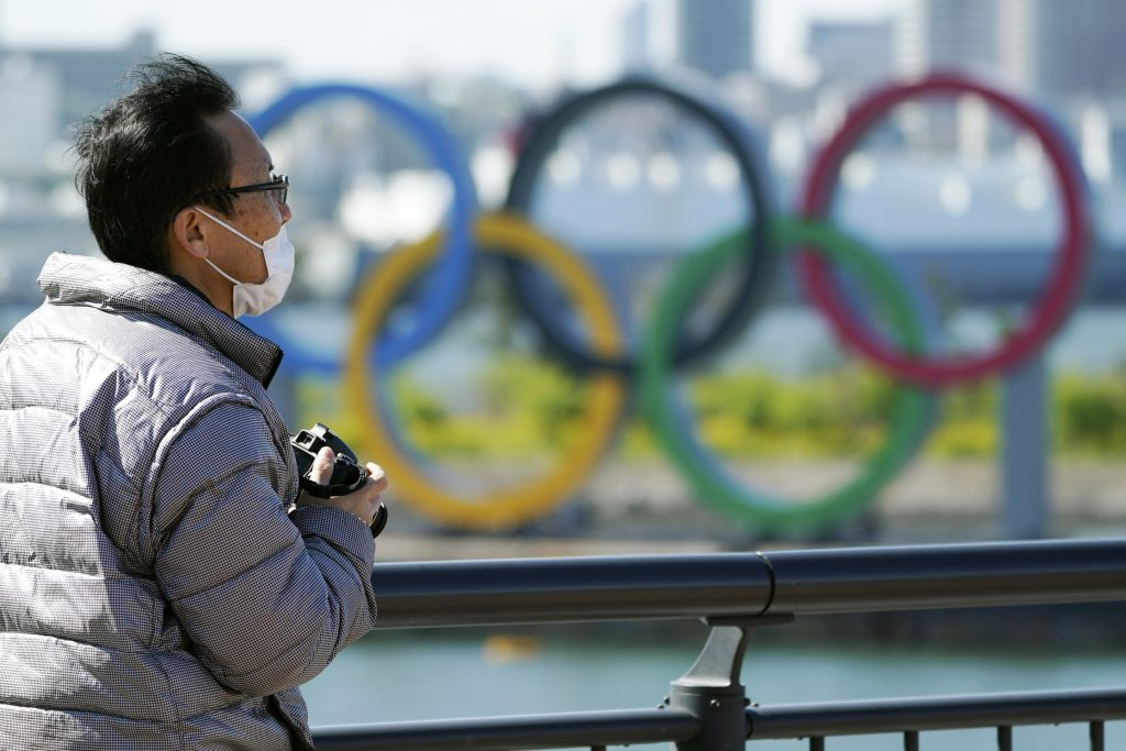 Olimpijske igre u doba Korone virusa