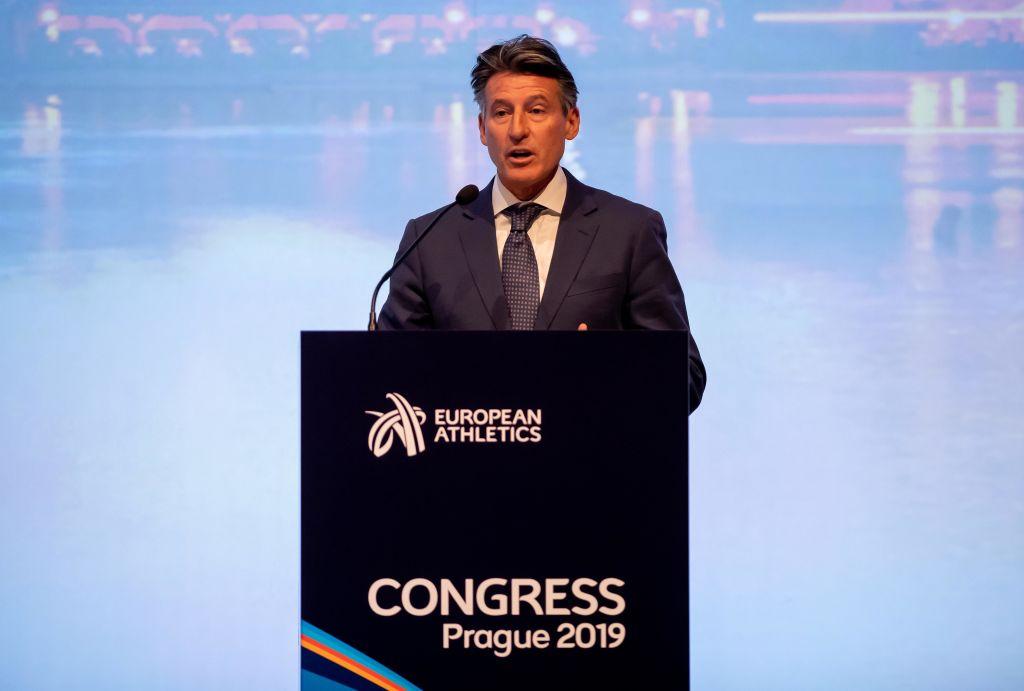 Sebastijan Kou, predsednik Svetske atletike