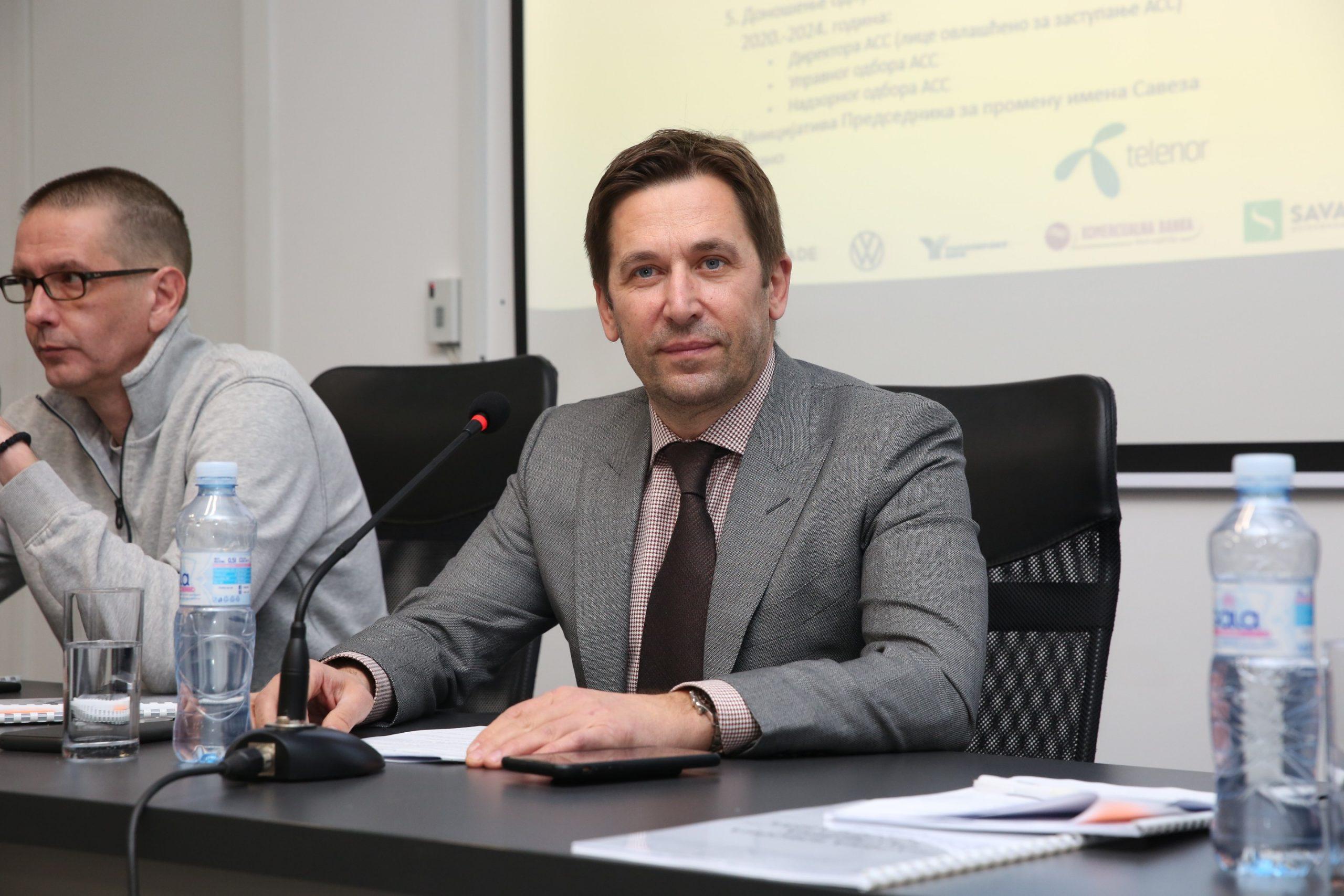 Veselin Jevrosimović, Izborna Skupstina ASS 2020