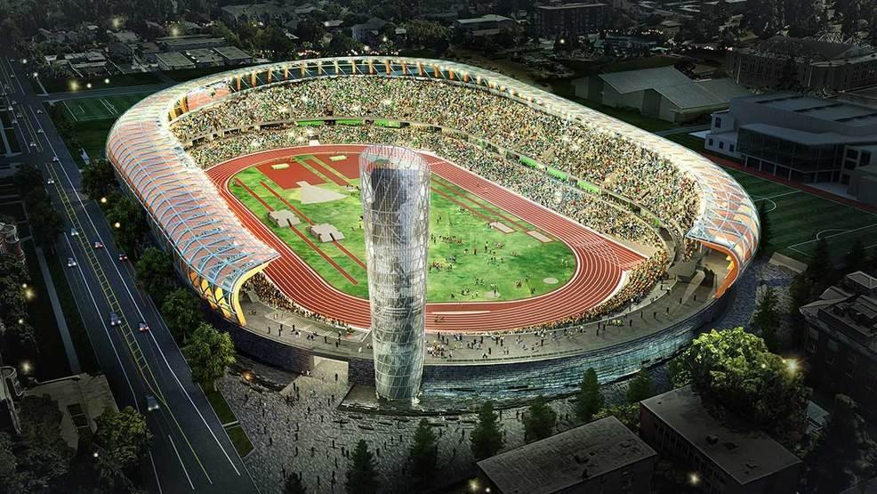 Atletski stadion u Oregonu (SAD), domaćina Svetskog prvenstva 2021.