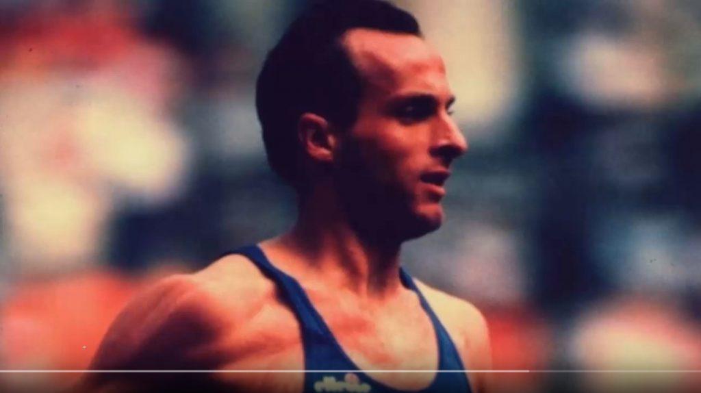 Donato Sabija, nekadašnji italijanski atletičar