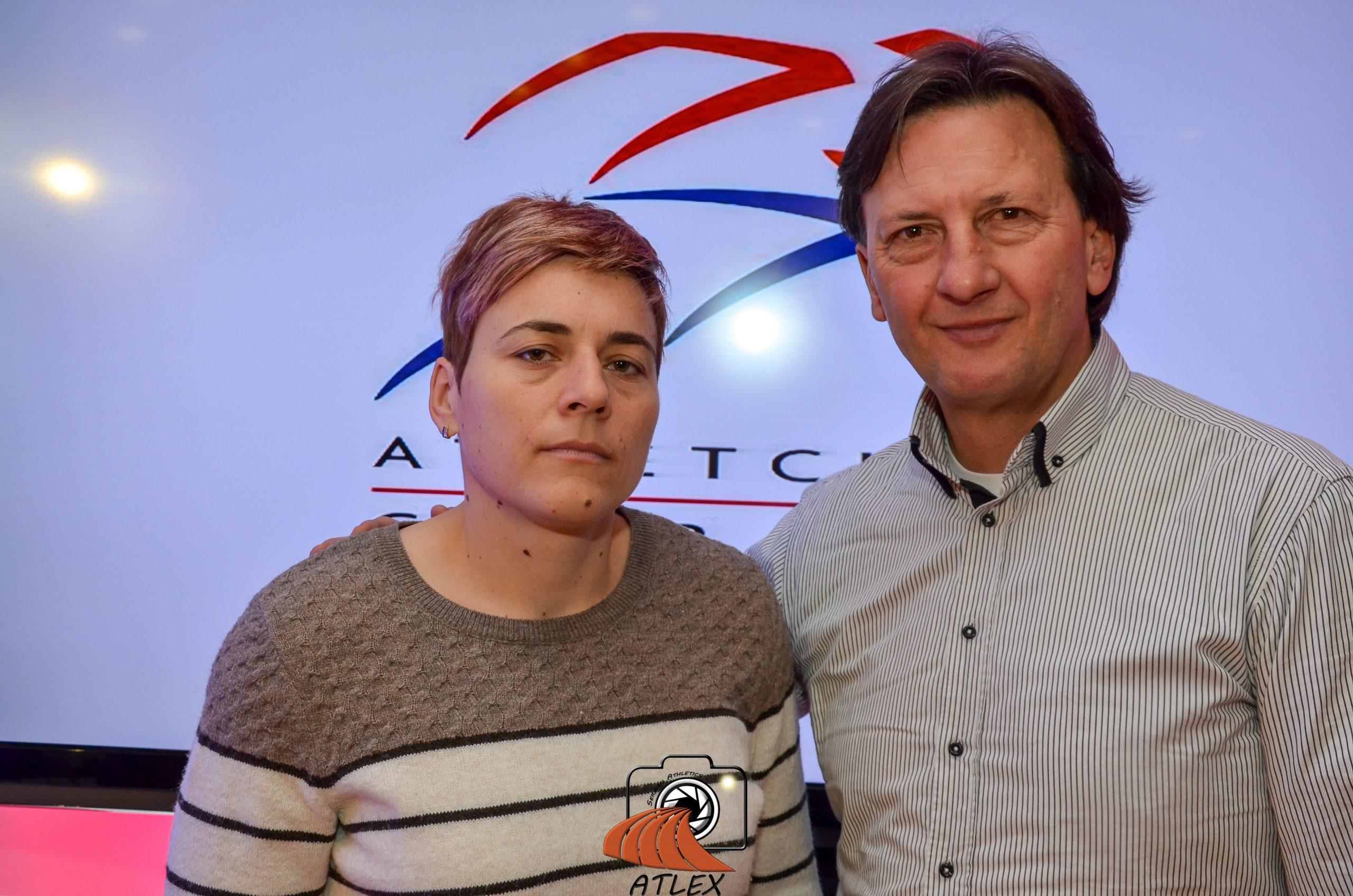 Dragana Tomašević i Danilo Krtinić