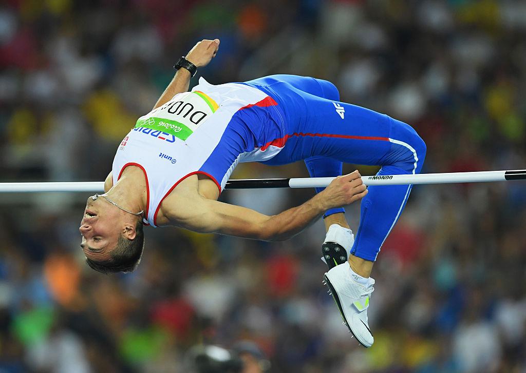 Mihail Dudaš, Olimpijske igre Rio 2016