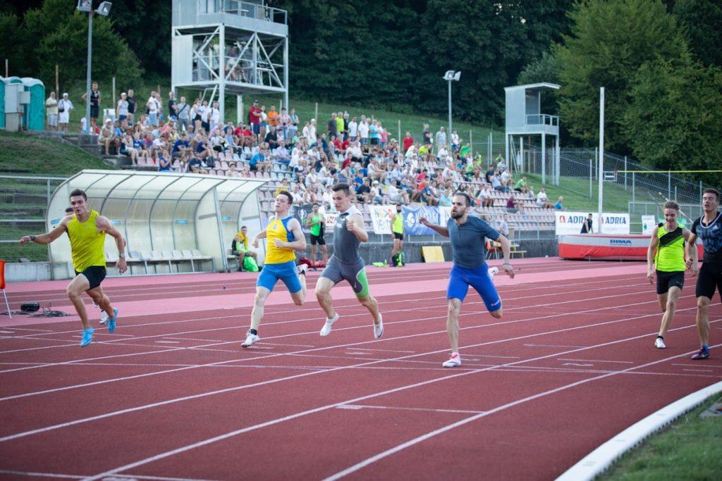 Atletski miting Novo Mesto 2019