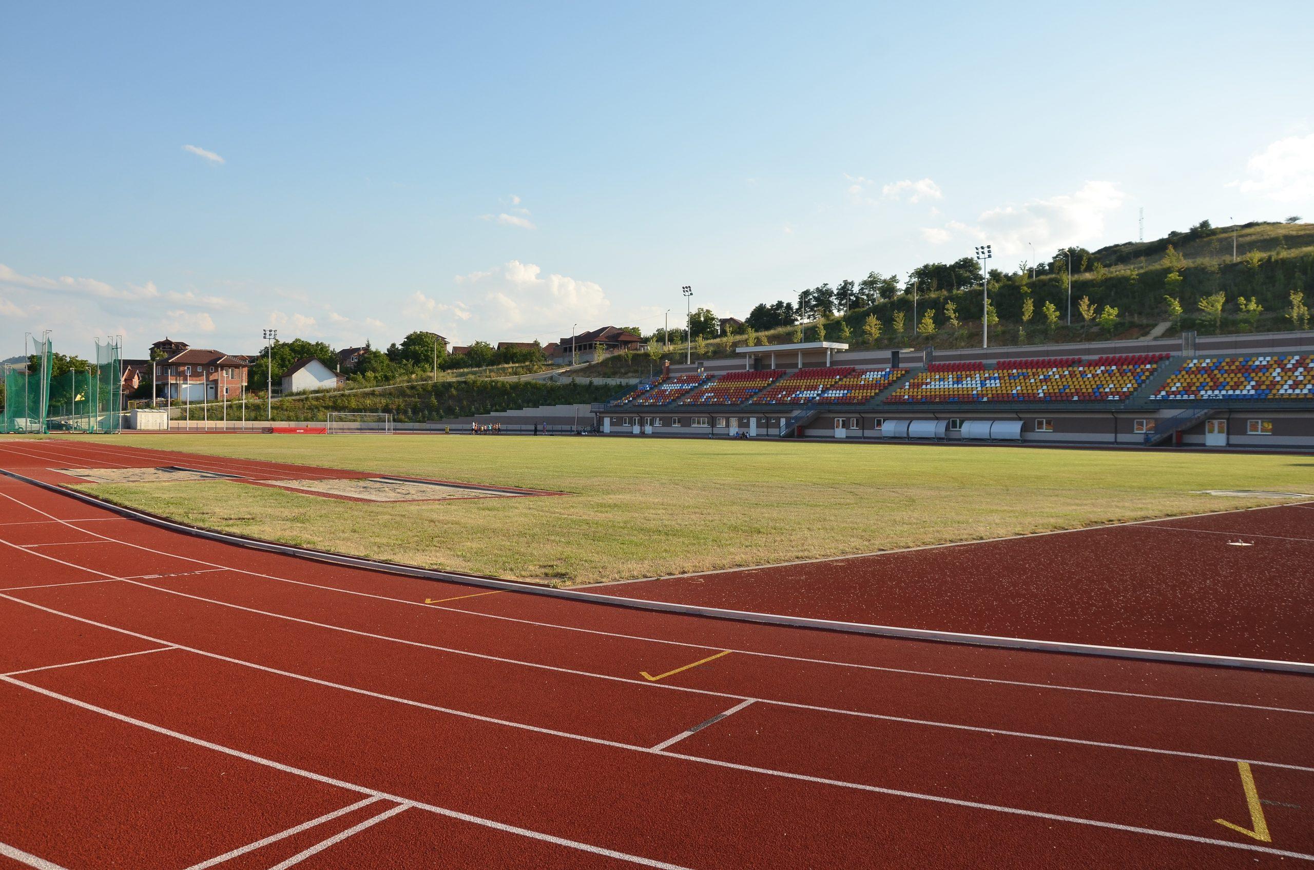 Atletski stadion Novi Pazar