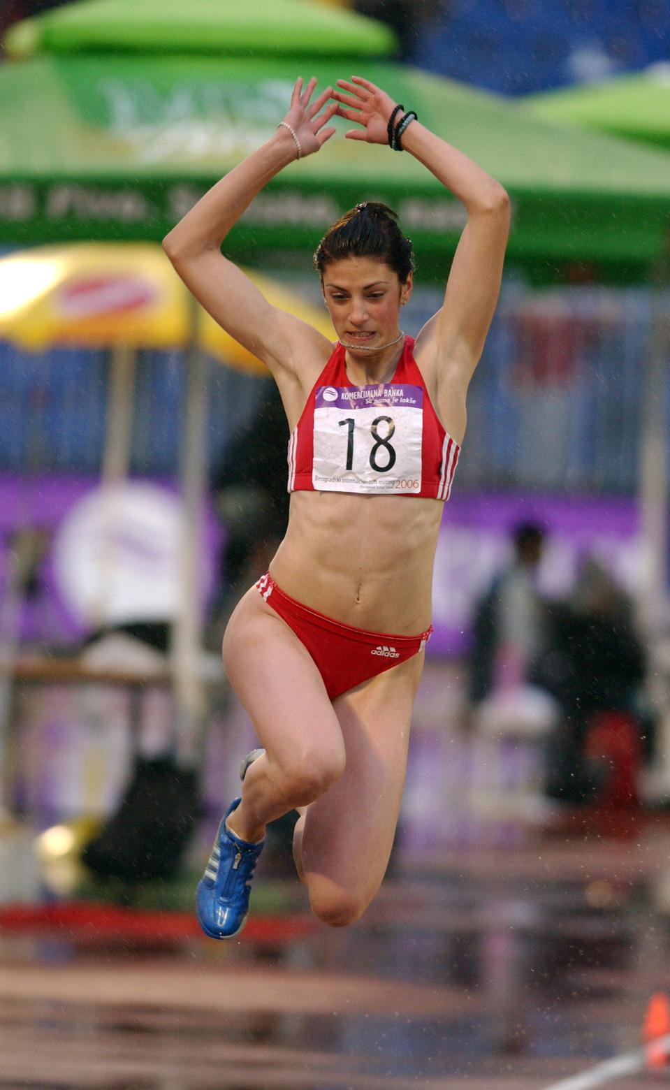Ivana Španović 2006