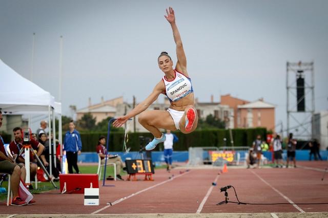 Ivana Španović, Mediteranske igre 2018