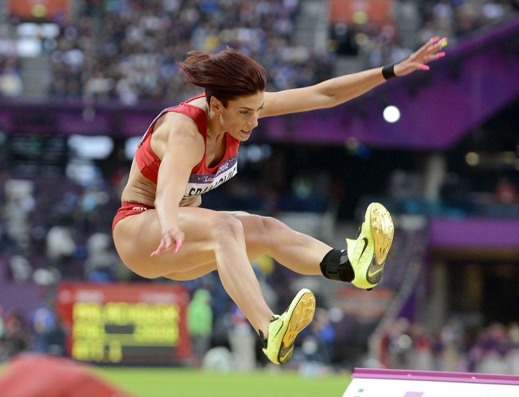 Ivana Španović, Olimpijske igre London 2012