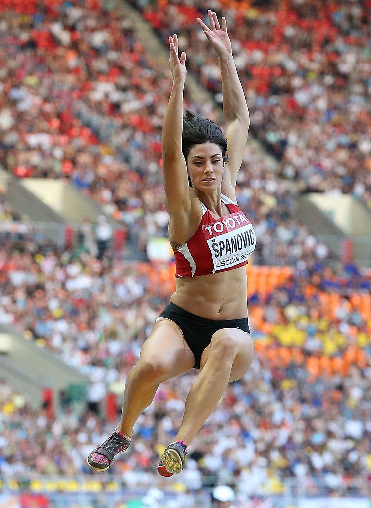 Ivana Španović, Svetsko prvenstvo Moskva 2013