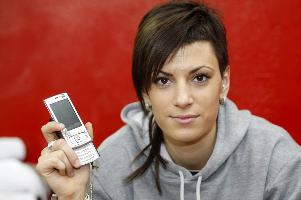 Ivana Spanovic 2009