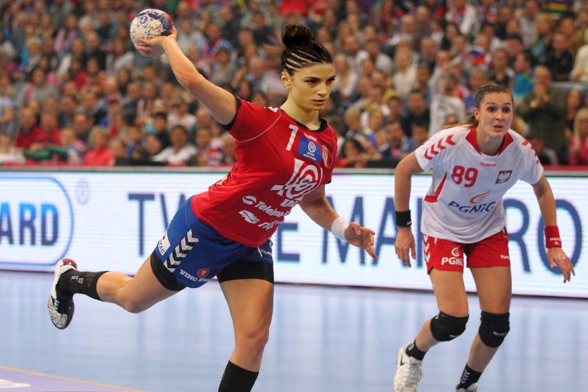 Ivana Španović rukomet