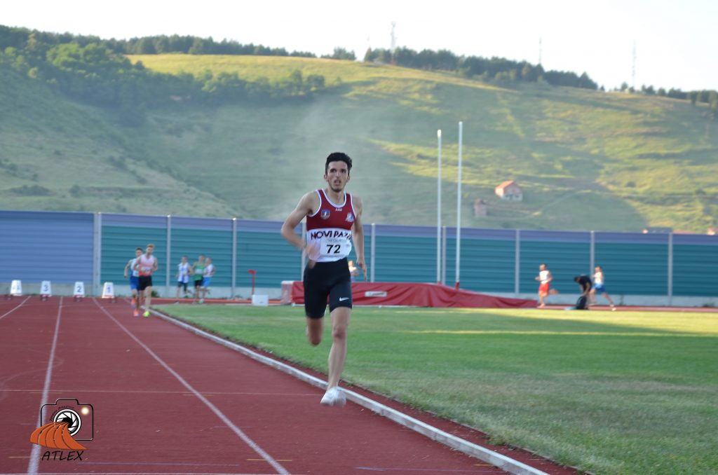 Elzan Bibić, Novi Pazar