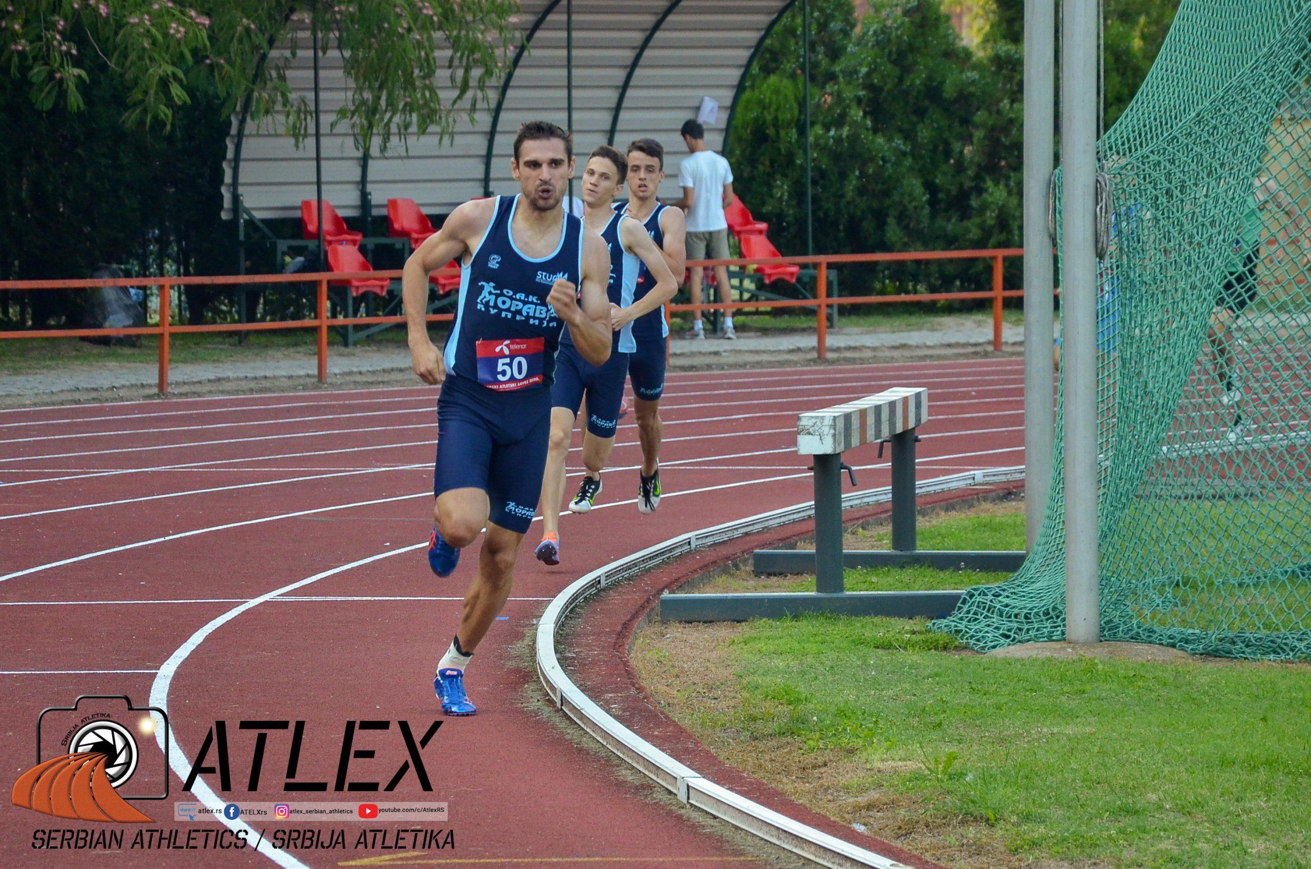 Miroslav Dukadinović, Atletski miting 2, 2020
