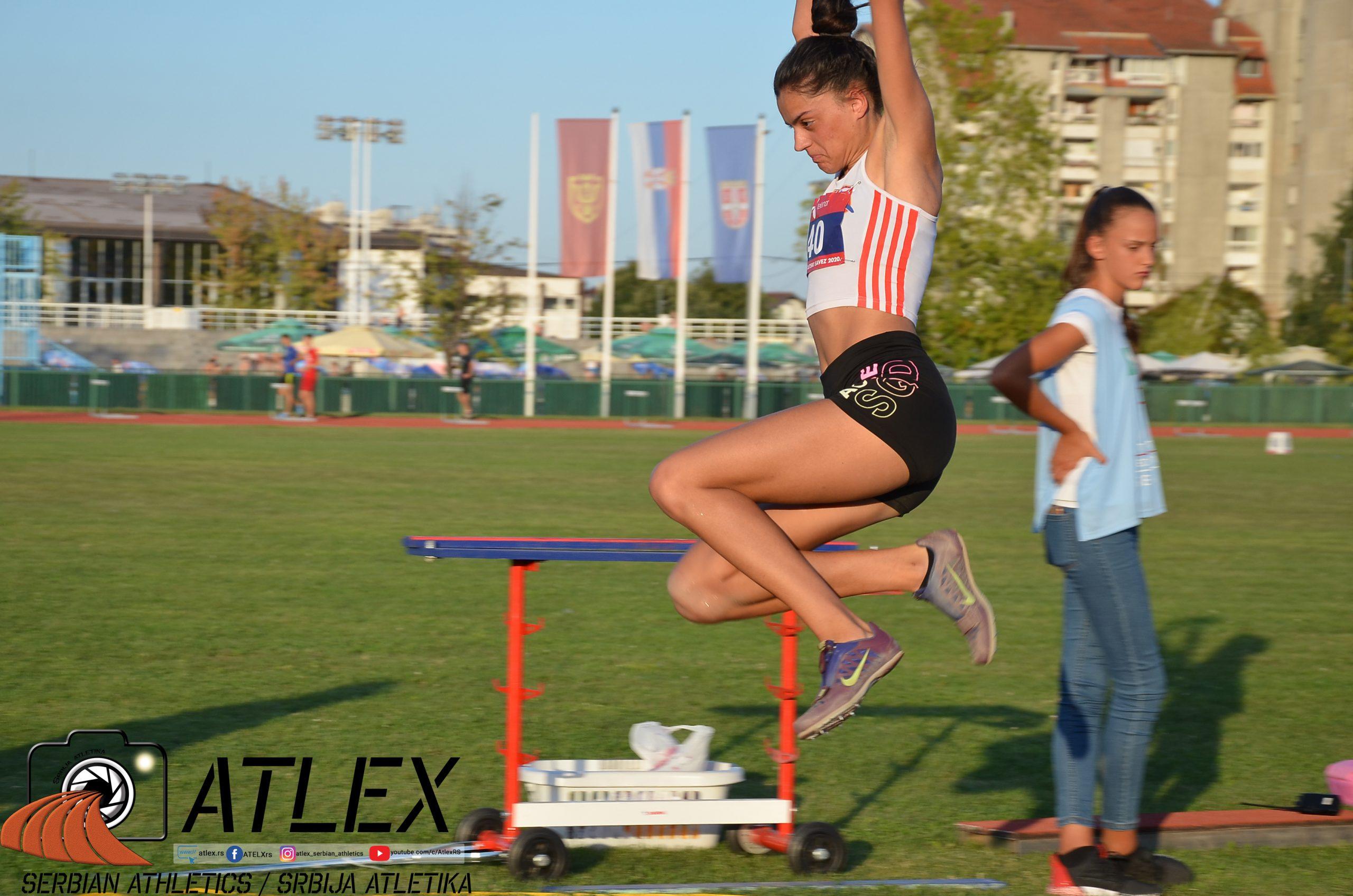 Lidija Todorović, skok udalj