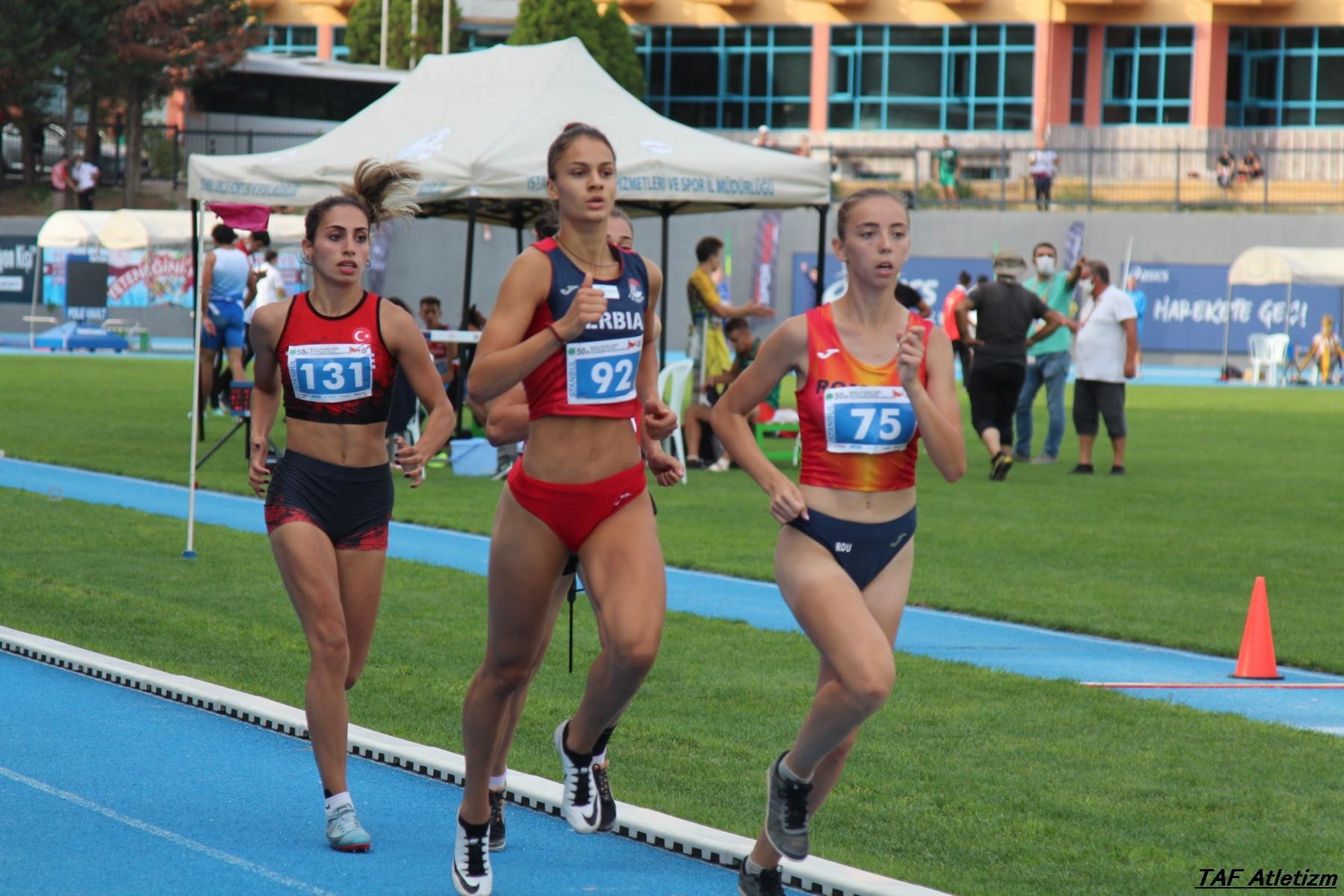 Marina Živković, 800m u20 BAI